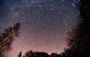 Startrails at the Ve