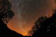 Cornish startrails,