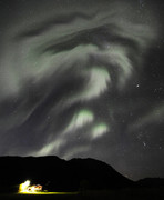 Pulsating aurora on
