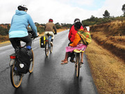 Cycling in Madagasca