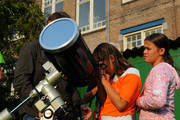Observing sunspots w