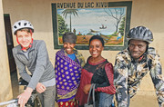 Cycling the Congo-Ni